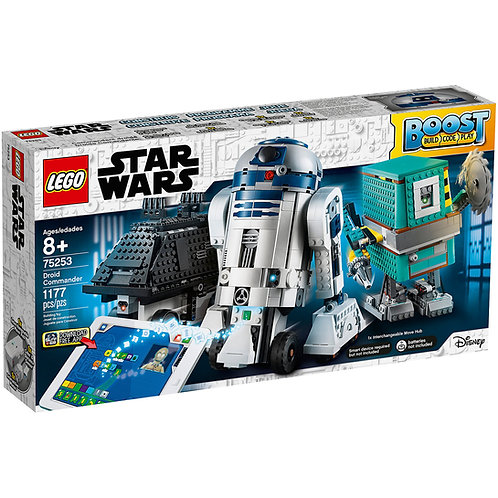 75253 DROID COMMANDER LEGO BOOST