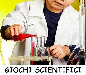 Giochi Scientifici