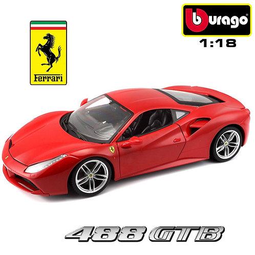 1:18 FERRARI 488 GTB BURAGO