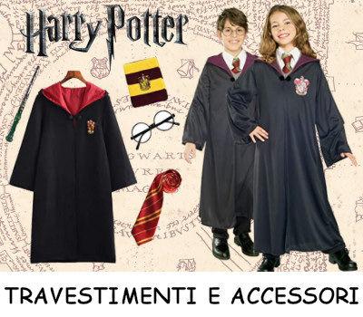 Harry Potter Travestimenti