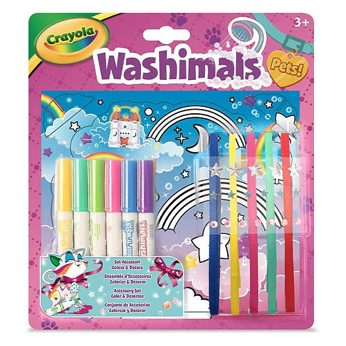 WASHIMALS SET ACCESSORI 25-7360