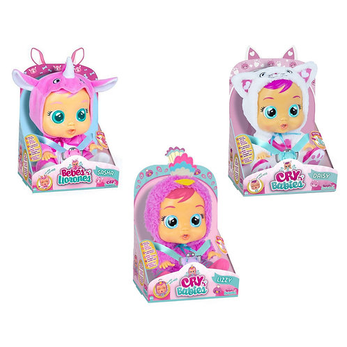 CRY BABIES WAVE 2020 ASSORTIMENTO 3 93195