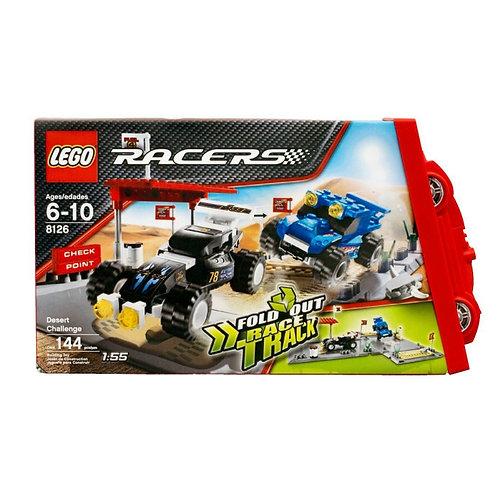 8126 DESERT CHALLENGE LEGO RACERS