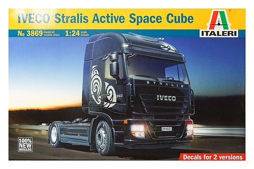 3869 - IVECO STRALIS ACTIVE SPACE CUBE 1:24