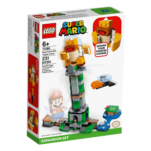 71388 TORRE DEL BOSS SUMO BROS EXPANSION PACK