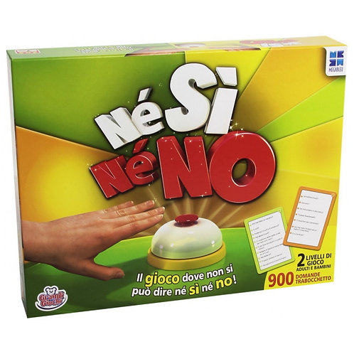 NE' SI NE' NO
