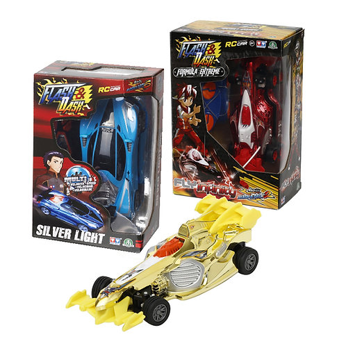 FLASH & DASH AUTO R.C. 1:32 ASSORTITE