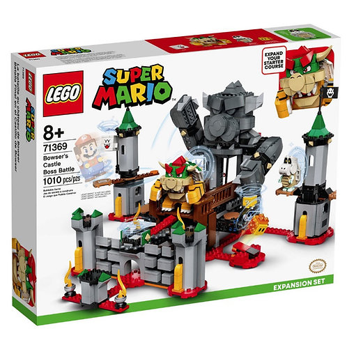 71369 BATTAGLIA FINALE AL CASTELLO DI BOWSER EXPANSION PACK