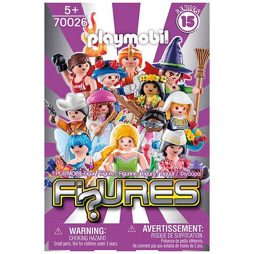 70026 FIGURES GIRLS SERIE 15