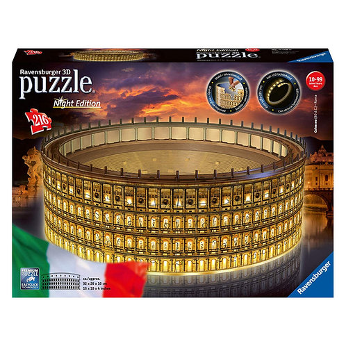 PUZZLE 3D COLOSSEO NIGHT EDITION