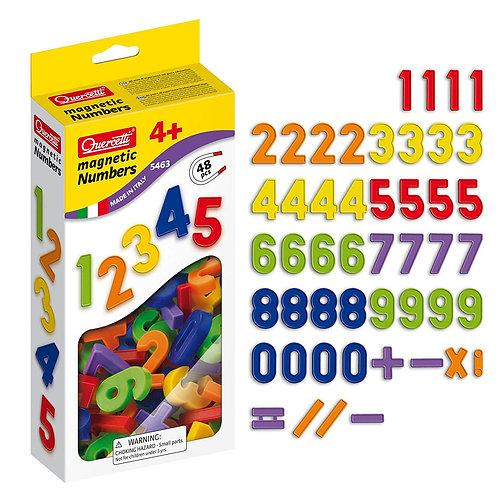 RICAMBI 48 NUMERI MAGNETICI 5463