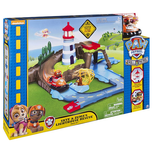 PAW PATROL LIGHTHOUSE RESCUE
