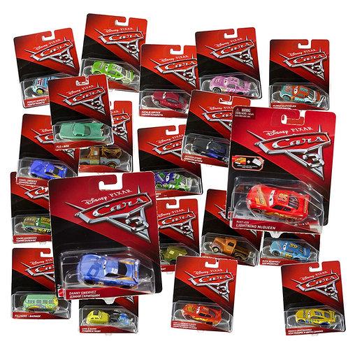 CARS 3 PERSONAGGI ASSORTITI DXV29