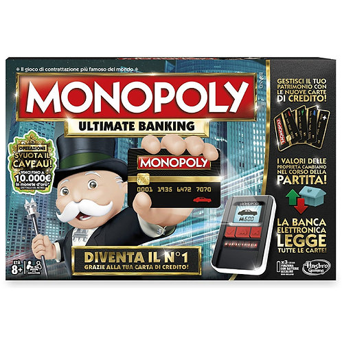 MONOPOLY ULTIMATE BANKING