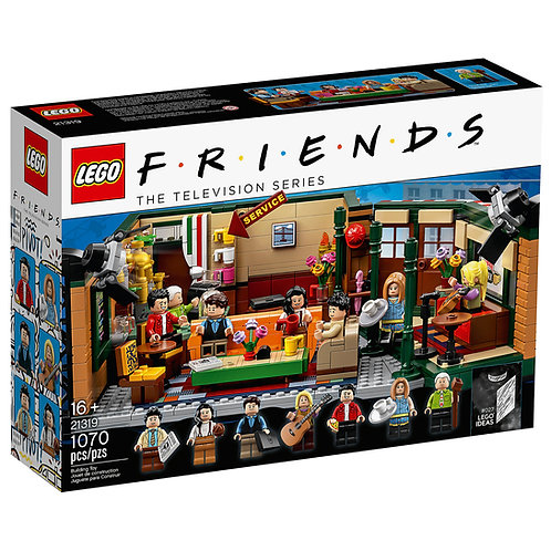 21319 CENTRAL PERK FRIENDS
