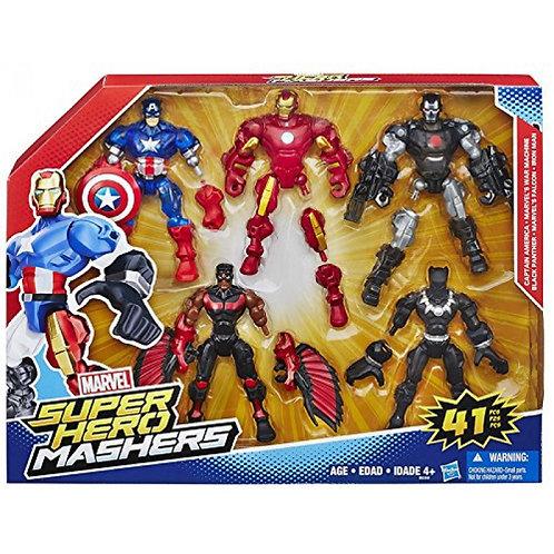 AVENGERS HERO MASHER MULTI PACK