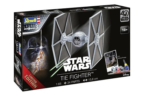 06051 - TIE FIGHTER LIMITED EDITION 1:65
