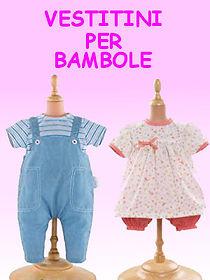 Vestitini per bambole