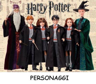 Harry Potter Personaggi