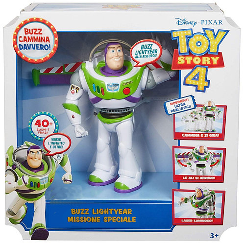 TOY STORY 4 BUZZ LIGHTYEAR MISSIONE SPECIALE