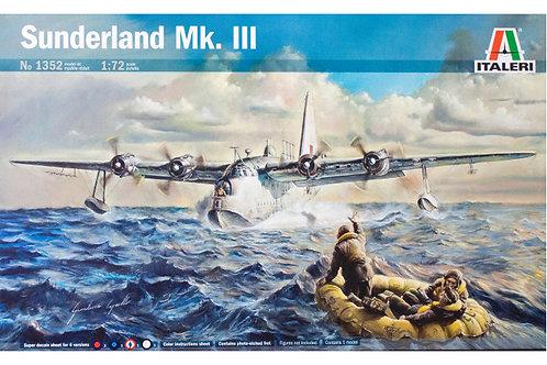 1352 - SUNDERLAND MK III 1:72