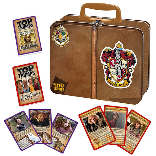 TOP TRUMPS VALIGETTA HARRY POTTER