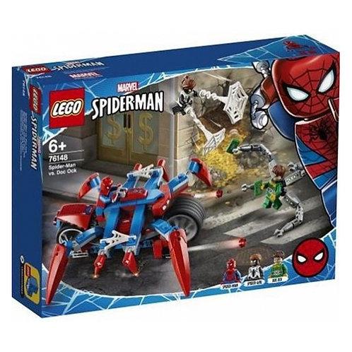 76148 SPIDERMAN VS DOCK OCK