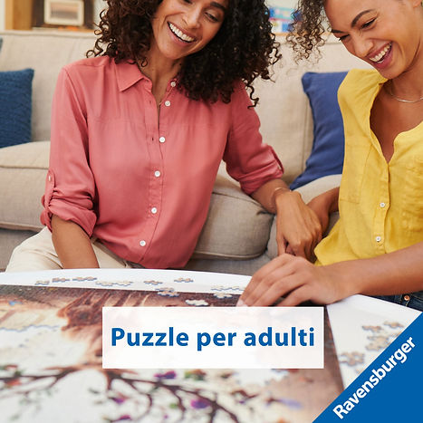 Ravensburger Puzzle Adulti