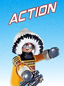Playmobil Action