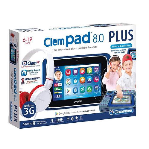 CLEMPAD 8.0 PLUS