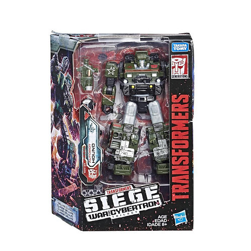 WAR FOR CYBERTRON DELUXE HOUND