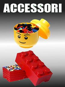 LEGO Accessori