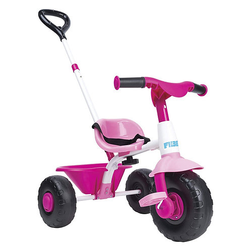 TRICICLO TRIKE BABY PINK FEBER