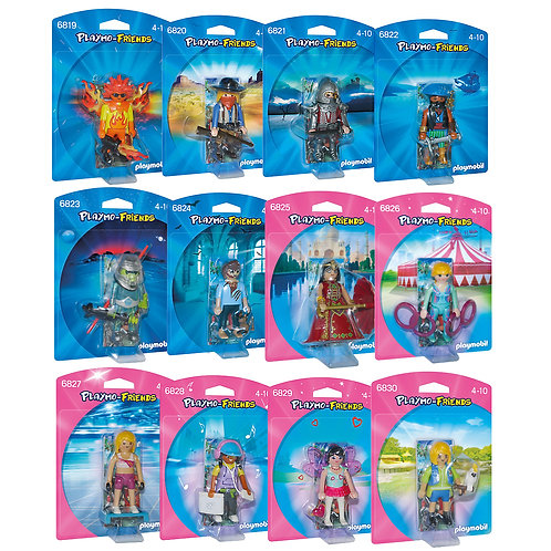 PLAYMO-FRIENDS COLLECTION