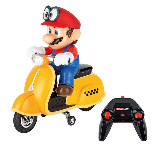 RC MARIO SCOOTER