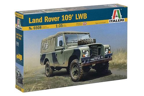 6508 - LAND ROVER 109' LWB