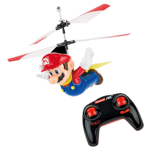 RC SUPER MARIO FLYING CAPE