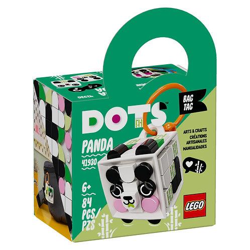 41930 DOTS PORTACHIAVI PANDA