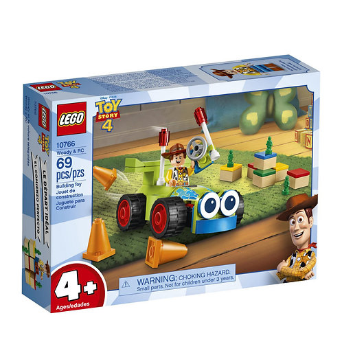 10766 WOODY E RC TOY STORY 4
