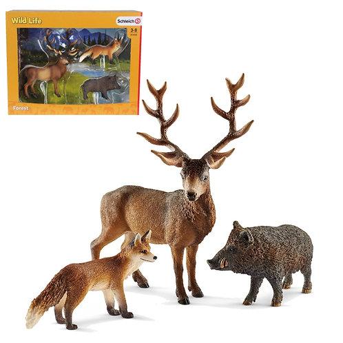 41458 ANIMALI DEL BOSCO EUROPEI