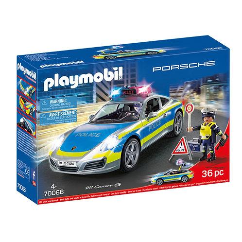 70066 PORSCHE 911 CARRERA 45 POLICE
