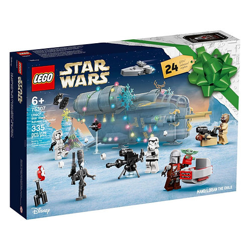 75307 CALENDARIO DELL'AVVENTO LEGO STAR WARS MANDALORIAN