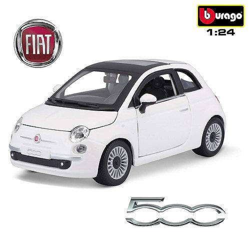 1:24 FIAT 500 (2007) BURAGO