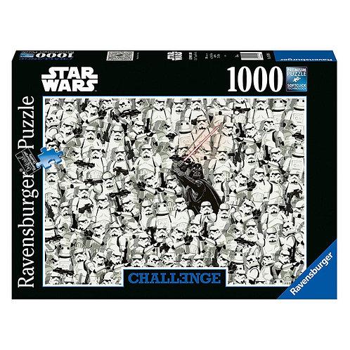 PUZZLE 1000 PEZZI STAR WARS CHALLENGE