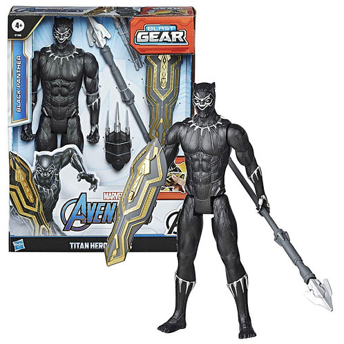 BLACK PANTHER BLAST GEAR TITAN HERO