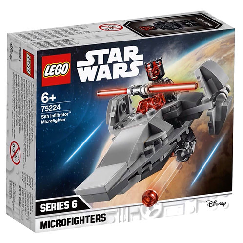 75224 MICROFIGHTER SITH INFILTRATOR