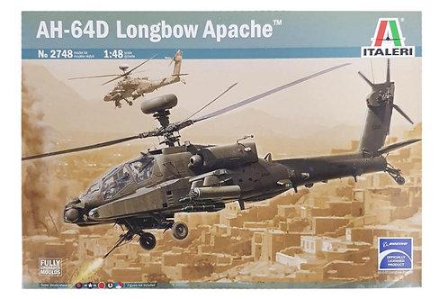 2748 - AH-64D LONGBOW APACHE 1:48