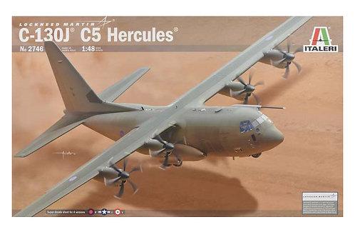 2746 - C-130J C5 HERCULES 1:48