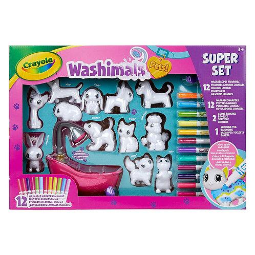 WASHIMALS SUPER SET XXL 74-7321