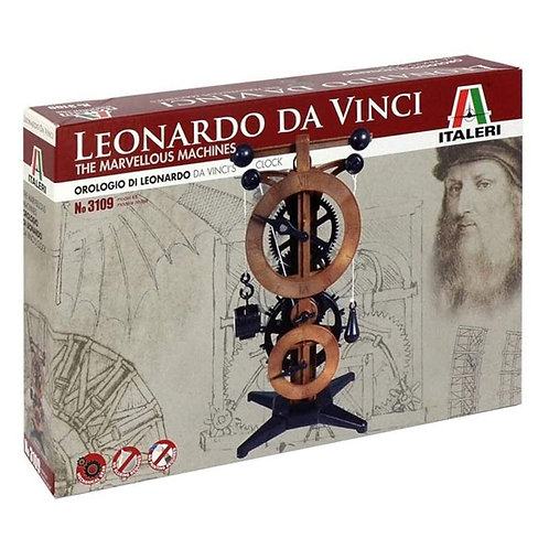 3109 - OROLOGIO DI LEONARDO